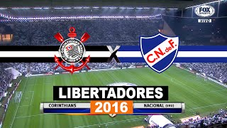 Corinthians SP vs Nacional full match
