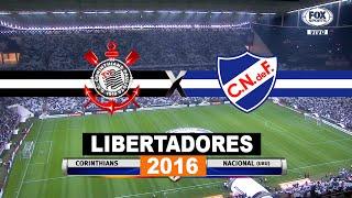 Corinthians SP vs Nacional full match