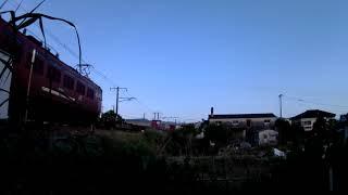 【JR貨物】ED76形0番台肥薩おれんじ鉄道線川内川橋りょう付近通過