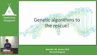 Genetic Algorithms in Go - GeekCampSG 2019
