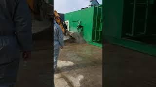 5톤 음식물 처리기(반응기,음식물소멸기,음식물처리기,비…
