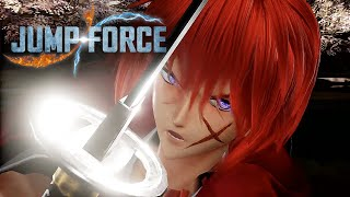 Jump Force - Kenshin And Shishio Character Trailer