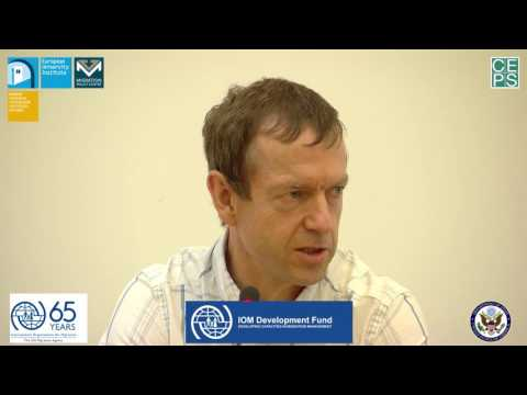 Introduction: Thinking beyond the crisis: Future governance of migration in Europe | Daniel Gros