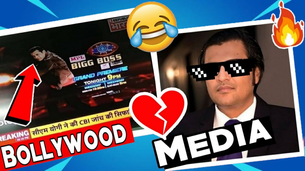 Indian Media, Bollywood, Ft Salman Khan | Roast | Est Entertainment