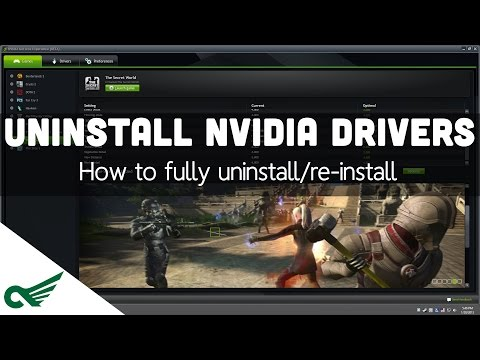 driver nvidia old version