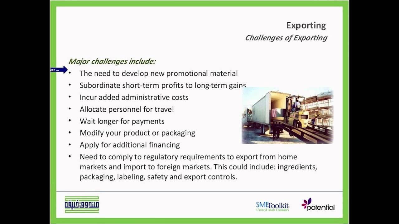 export incentives pdf