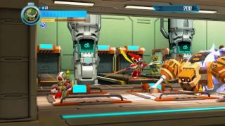 Mighty No.9 Robot Factory Normal Beck Walkthrough com