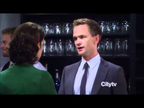 How Met Your Mother Season Episode Sad Parts Barney And Robin