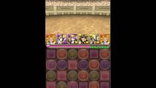 【パズドラ】チャレンジダンジョンLV3 悟空×悟空 (#34)