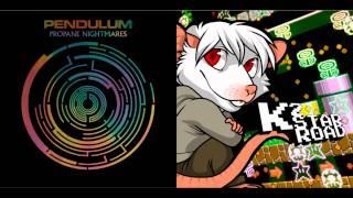 Pendulum VS. Kitsune² - Propane Type 2A03 (Mashup)
