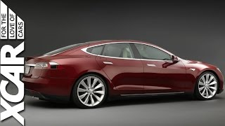 Tesla Model S: The Electric Car We