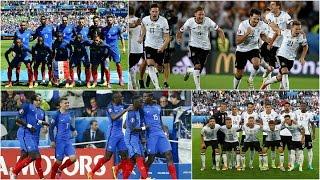 يورو 2016 | فرنسا ضد ألمانيا .. مواجهة كلاسيكية بنكهة ثأرية