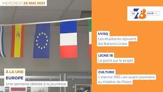 7/8 Le Journal. Edition du 26 mai 2021