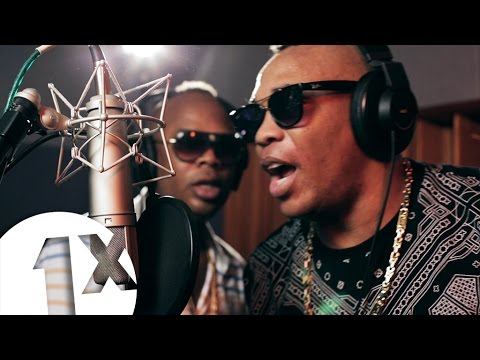 1Xtra in Jamaica - RDX perform 'Bang' for BBC Radio 1Xtra in Jamaica