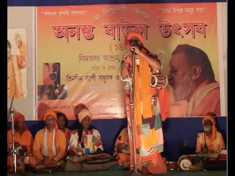 যার মনে নাইকো হুস কিসের সে হয় মানুষ || Brojogopal Goswami ...