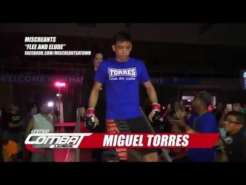 Miguel Torres vs Lloyd Carter - UCL: Havoc In Hammond III