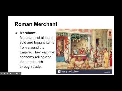Roman Economy