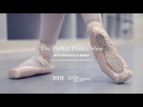 The Perfect Pointe Shoe with Benedicte Bemet
