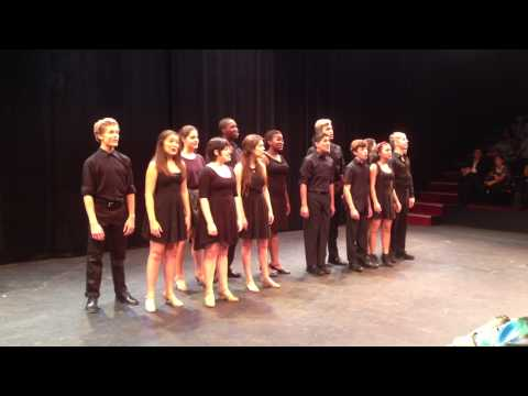 New World School of the Arts Freshman Showcase 2013