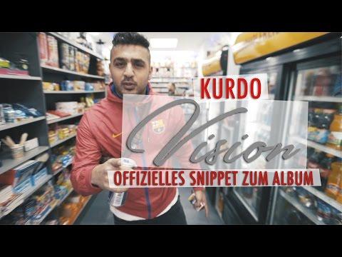 KURDO ✘ VISION ✘ [ official Snippet ] ► VISION ab dem 31. März 2017 überall im HANDEL!
