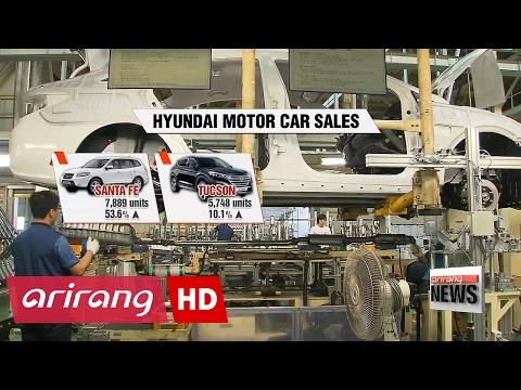 Hyundai Motor sees steady U.S. sales in January