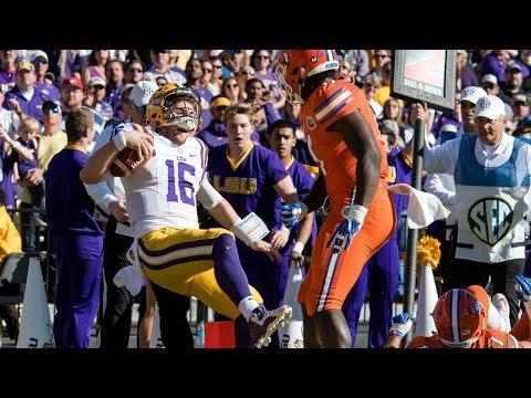 Vosean Joseph (Florida - LB) vs LSU (2016) | 2016-17 NCAA Football Highlights HD