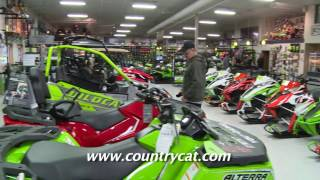 Country Cat - The Worlds Largest Arctic Cat Dealer