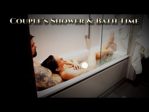 COUPLE'S BATH & SHOWER REVIEW | Double Tree by Hilton Southampton from YouTube · Duration:  21 minutes 9 seconds