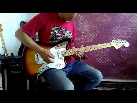 ingin hilang ingatan (rocket rockers) guitar solo tutorial