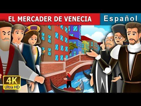 EL MERCADER DE VENECIA | Cuentos Para Dormir | Cuentos De Hadas Españoles