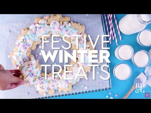 Festive Winter Treats | Fun With Food | Better Homes & Gardens