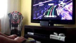 DJ Hero  - Queen ft. Daft Punk 5* - Xbox 360 - Expert - SCHMITZ