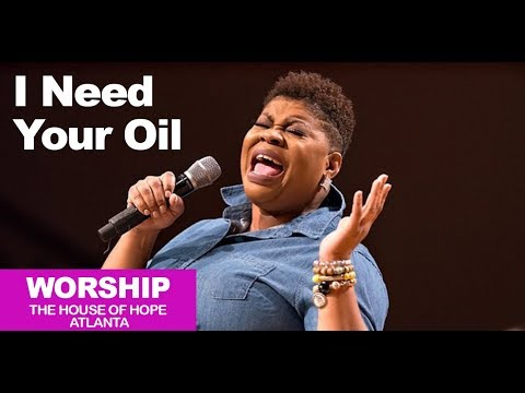 "Maranda Curtis ""I Need Your Oil"""