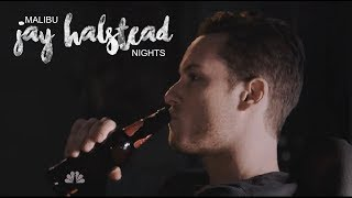 dealing with it on my own ✘ jay halstead
