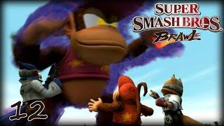 Super Smash Bros Brawl - Cap.12 Sala en Ruinas. Zona Silvestre. La ribera