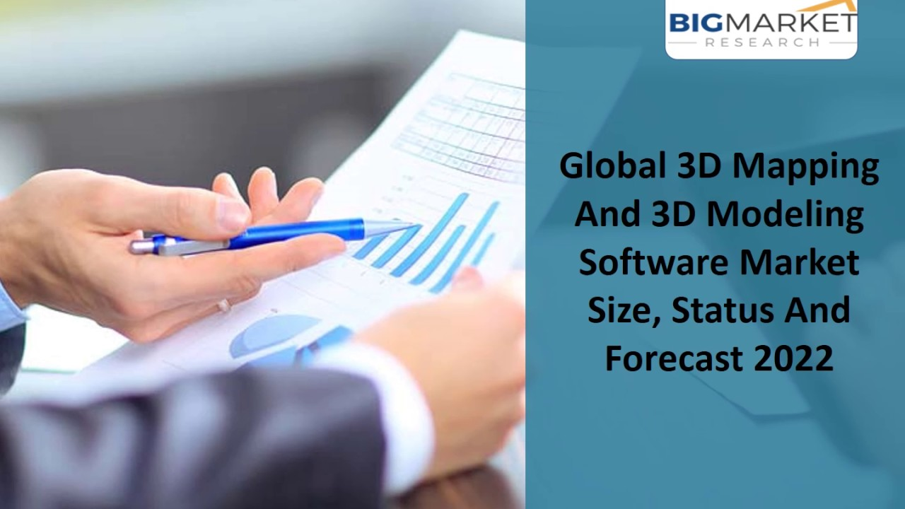 Global 3D Mapping And 3D Modeling Software Market (Industry) Trend