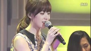 "Gambar cover [111010] Han Hyo Joo sings Kiroro's song ""Best Friend"""