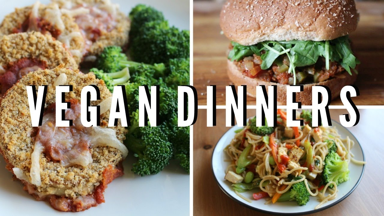 Easy dinner recipes for meatless monday youtube easy dinner recipes for meatless monday forumfinder Gallery