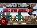 Minecraft - Redstone Guide: 13 - Data Tags (Command Blocks)