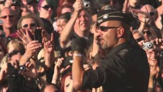 Eisbrecher - Schwarze Witwe (HD) official (Crazy Clip TV 234 / live / 6 Cams / 2012)