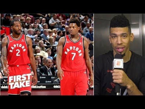 Kawhi Leonard is comfortable with the Raptors and Toronto – Danny Green | First Take