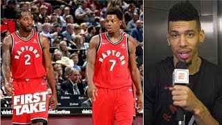 Kawhi Leonard is comfortable with the Raptors and Toronto – Danny Green | First Take
