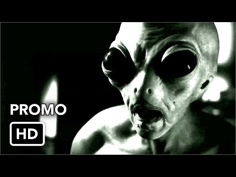 """American Horror Story 10x07 Promo """"Take Me To Your Leader"""" (HD) Part 2 - Death Valley (Aliens Story)"""