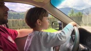 Уроки вождения лето 2016