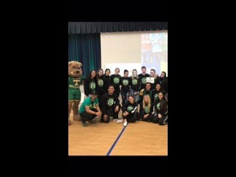 Tracy High Bulldog Project --Banta School Presentation 3-2018