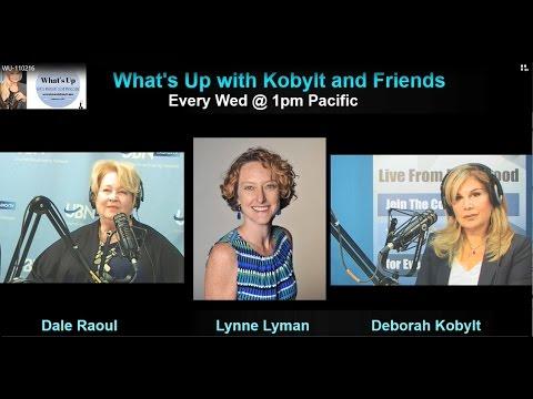 Deborah Kobylt LIVE:  True Blood Star Dale Raoul