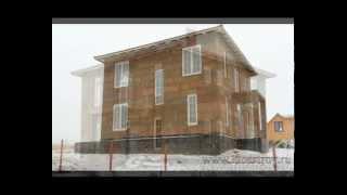 Строительство дома из несъемной опалубки Velox(Здравствуйте! Сегодня компания «ЛитосСтрой» расскажет о процессе строительства загородного дома из несъе..., 2015-01-27T08:16:06.000Z)