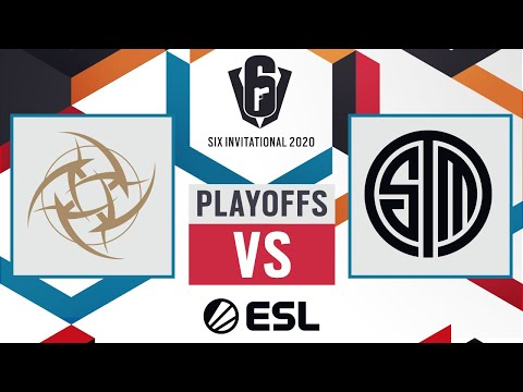Ninjas In Pyjamas Vs. TSM – Six Invitational 2020 – Playoffs – Day 4
