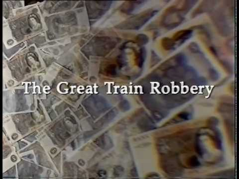 Secret History: The Great Train Robbery Channel 4, 1999 w_adverts
