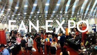 Fan Expo Dallas 2018 ( Cosplay, Comics, and more in Super Slo Mo! )
